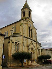 Marguerittes église paroissiale.JPG