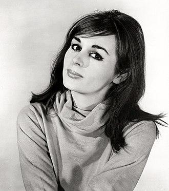 Marianna Hill - Hill in Black Zoo (1963)