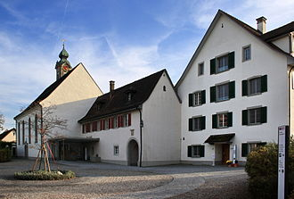 Bollingen - Mariazell Wurmsbach Abbey