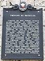 Maribojoc Church historical marker.jpg