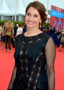 Marie Gillain Deauville 2014