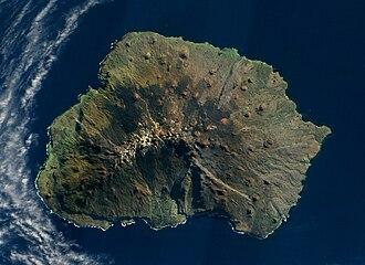 Prince Edward Islands - Marion Island.