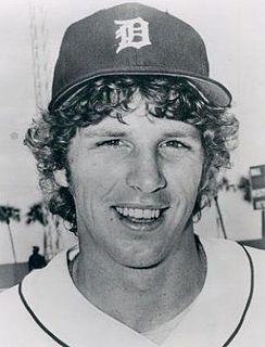 Mark Fidrych American baseball player