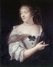 Claude Lefèbvre: La marquise de Sévigné