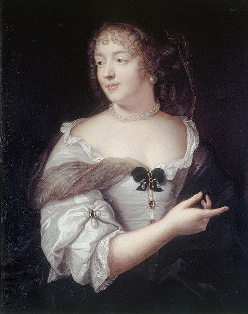 Marquise de sevignee