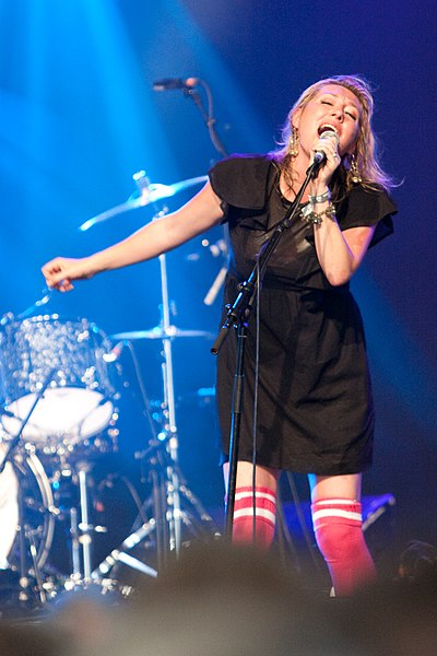 Picture of a band or musician: Martha Wainwright