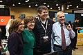 Martha McSally, Susan Collins & Jon Kyl with attendee (31783555858).jpg
