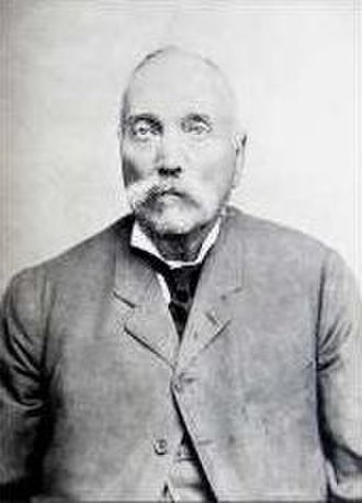 State President of the South African Republic - Image: Marthinus Wessel Pretorius