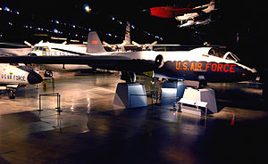 Martin RB-57D Canberra - RB-57D 53-3982 at the Museum of the United States Air Force