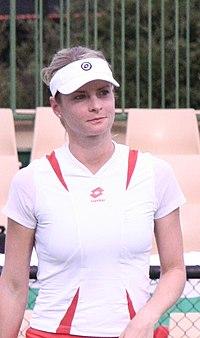 Martina Sucha 2007 Australian Open womens doubles R1.jpg
