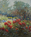 Mary Hiester Reid - A Garden in September - Google Art Project.jpg