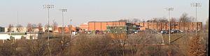 Maryville High School (Missouri) - Image: Maryville high 1