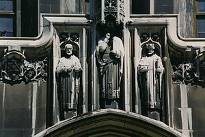 Detroit Masonic Temple - Image: Masonic Temple Detroit 3