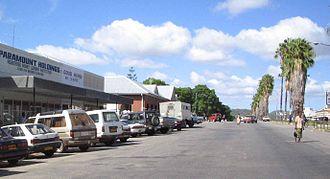 Masvingo - Masvingo in 2005.