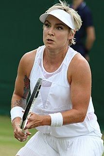 Bethanie Mattek-Sands American tennis player