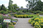 Matthaei Botanical Gardens Gateway Garden of New World Plants.JPG