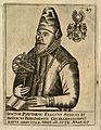 Matthaeus Flaccus. Woodcut. Wellcome V0001933.jpg