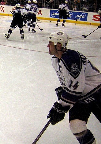 Los Angeles Kings - Acquired in trade with the New York Rangers in 1995, Mattias Norström was named as the team captain in 2001, maintaining the position until he was traded in 2007.