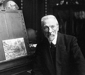 Maurice Leloir - Maurice Leloir in 1920