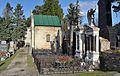 Mausoleum Ludwig Zatzka 02, Hietzinger Friedhof.jpg