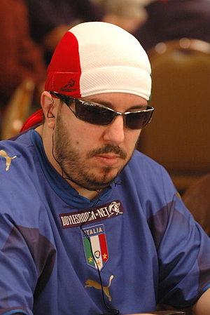 Max Pescatori - Max Pescatori at the 2006 World Series of Poker