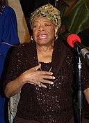Maya Angelou: Alter & Geburtstag