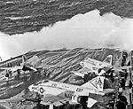 McDonnell F-4B Phantom IIs of VF-31 and VF-103 on deck of USS Saratoga (CVA-60) on 2 December 1967 (NNAM.1996.253.7278.002).jpg