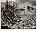 McLaurin(1902) pic.256 Titusville, PA, Ruins of the ACME Refinery, after Fire on June 1, 1880.jpg