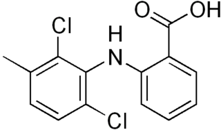 Meclofenamic acid