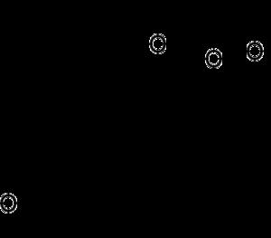 Progestogen ester - Medroxyprogesterone acetate (Provera), the most popular and widely used progestogen ester.