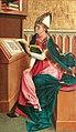Meister von Großgmain - Hl. Augustinus - 4859 - Kunsthistorisches Museum.jpg