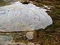 Melting ice, Trottingshaw - geograph.org.uk - 658887.jpg