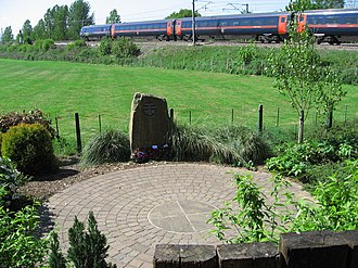 Great Heck rail crash - A memorial to the Great Heck rail disaster