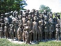Memorial lidice children (2007)-commons.JPG