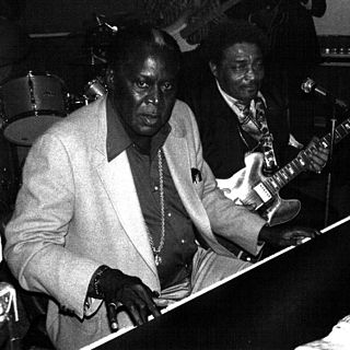 Memphis Slim American blues pianist, singer, and composer