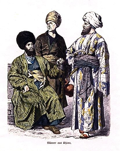 Men from Khiva