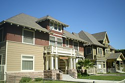 Menlo Avenue-West Twenty-ninth Street Historic District, Los Angeles.JPG