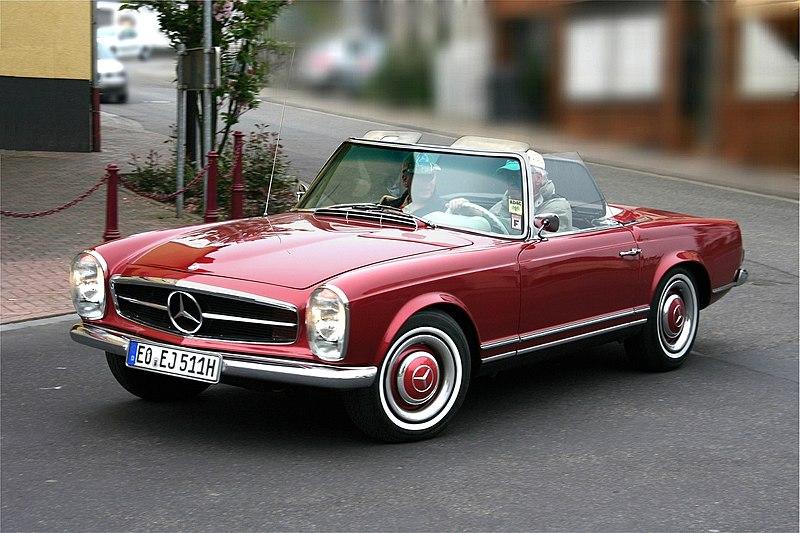 Mercedes-Benz 230 SL, Bj. 1964 (2009-05-01).jpg