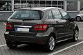 Mercedes-Benz B 180 CDI (T 245, Facelift) – Heckansicht (1), 10. Juni 2011, Velbert.jpg