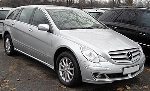 Mercedes-Benz R-Class - Mercedes-Benz R-Class