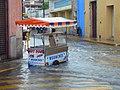 Merida, first week - Wet Street.jpg