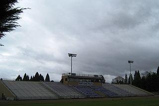 Merlo Field soccer-specific stadium at the University of Portland