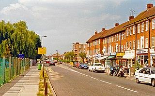 human settlement in United Kingdom