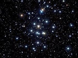 Praesepe, the open star cluster Messier 44