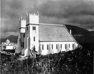 Metlakatla, Alaska - Melakatla Christian Mission early 20th century