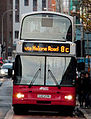Metro (Belfast) bus, Volvo B10L Alexander (Belfast) Ultra, 11 November 2009.jpg