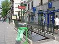 Metro 7 Tolbiac accès.JPG