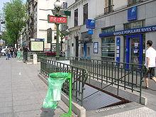 Tolbiac m tro de paris wikip dia for Maison du monde 57 avenue d italie