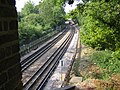 Metropolitan and Piccadilly Lines railway near Ickenham - geograph.org.uk - 207022.jpg