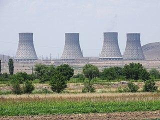 Armenian Nuclear Power Plant nuclear power plant